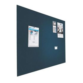 Tableau d'affichage (liège) - Mural - 120x200 cm  - Bleu