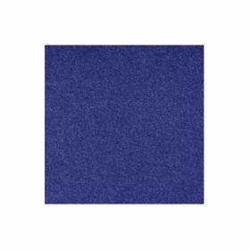 Panneau mural acoustique Feutre PET - 100 x 100 cm - Bleu foncé