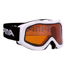 Alpina Grap D masque blanc
