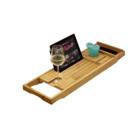 planche / pont de baignoire bambou