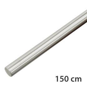 RVS Geborsteld Trapleuning 150 cm