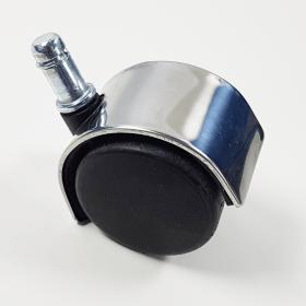 roulettes chaise de bureau revêtement aluminium
