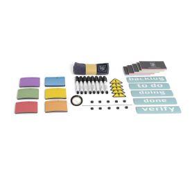 Kit design Scrum Chameleon pour tableaux blancs