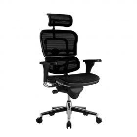 COMFORT chaise de bureau Ergohuman Classic (avec appuie-tête)