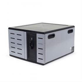 Ergotron Zip12 Charging Desktop Cabine devant