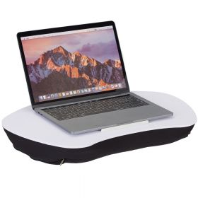 Laptop kussen wit
