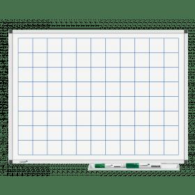 raster bedrukking whiteboard