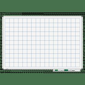 raster whiteboard 60x90 cm