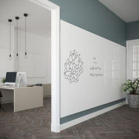 Chameleon Modular whiteboard wandpaneel 98x198 cm