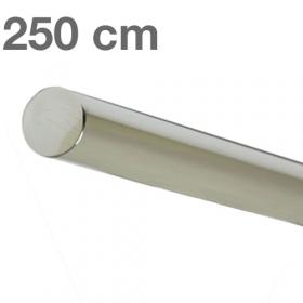 Main courante inox poli 250 cm