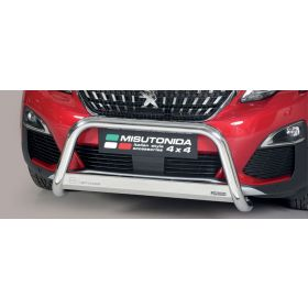 Pushbar Peugeot 3008 – 2016/Nu – Medium – Zilver