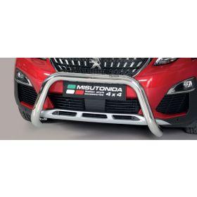 Pushbar Peugeot 3008 – 2016/Nu – Super – Zilver