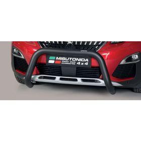 Pushbar Peugeot 3008 – 2016/Nu – Super – Zwart