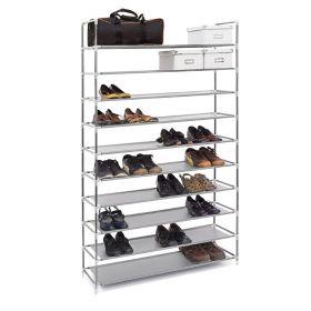 relaxdays étagère à chaussures