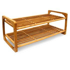 étagère bambou