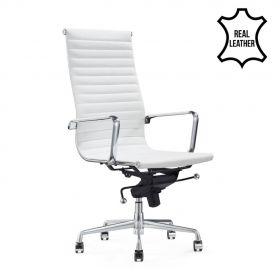 Chaise de bureau madrid - 100% leder