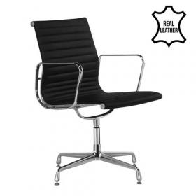 100% cuir chaise de réunion