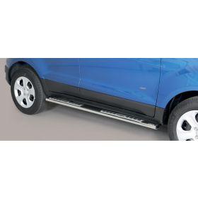 Sidebars Ford Ecosport - Design