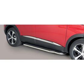 Sidesteps Peugeot 3008