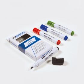 smit visual whiteboard markers 4 stuks