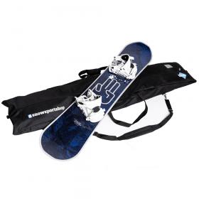 Sac de snowboard noir