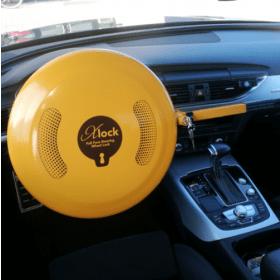 bloque volant airbag