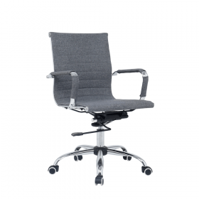 chaise de bureau valencia gris