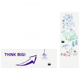 WRAP-UP whiteboard folie zelfklevend 101x300 cm